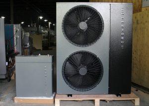 Тепловий насос для опалення ціна
